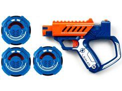Игрушечное оружие Тренировочный набор (оранжевый), Lazer M.A.D.