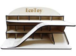 Игрушечный гараж, ЕcoToy