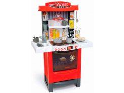 Интерактивная кухня Тефаль Мастер-Шеф с аксессуарами (свет, звук, красная), Smoby Toys