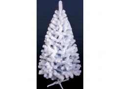 Искусственная ёлка Классическая белая (1,8 м), Kvazar