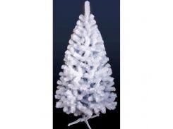 Искусственная ёлка Классическая белая (2,2 м), Kvazar