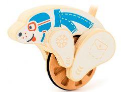 Каталка Медведь, Мир деревянных игрушек
