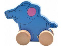Каталка Слон, Мир деревянных игрушек