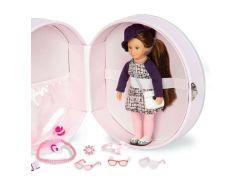 Кейс для кукол Deluxe с аксесуарами (розовый), Lori
