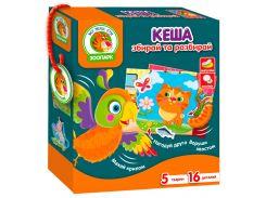 Кеша - игра с подвижными деталями (укр.), Vladi Toys