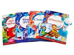 Книга интерактивная Koala Сказки (Золушка, Красная Шапочка, Счастливый Принц, Пиноккио), Smart Koala