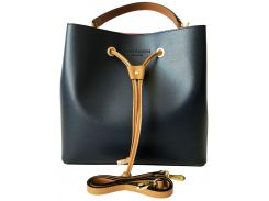 Кожаная сумка Elisa (black), Dante Agostini