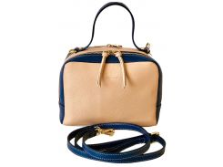 Кожаная сумка Roberta (blu-cirpia), Dante Agostini