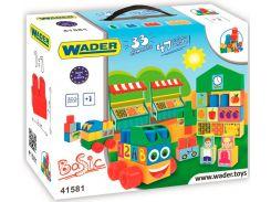 Конструктор Middle Blocks Базовый (33 элемента), Wader
