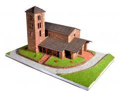 Конструктор из обожженной глины Keranova Церковь Святого Иоанна (Андора) (30111)