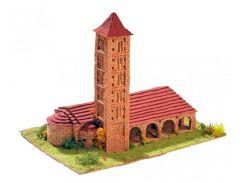 Конструктор из обожженной глины Keranova Церковь святой Эулалии (30106)
