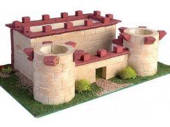Конструктор из обожженной глины Замок 3, Keranova