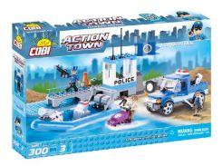 Конструктор Морской патруль, серия Action Town, Cobi