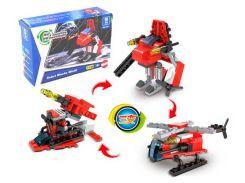 Конструктор Роботы Blocks 3 в 1, Mindbox