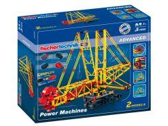 Конструктор-гигант Мощные машины (2 модели), Fischertechnik