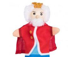 Король, кукла для пальчикового театра, Goki