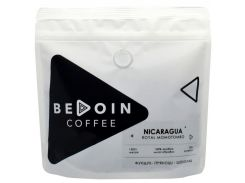 Кофе в зернах Bedoin Coffee Nicaragua Royal Momotombo 250 г (101-3)