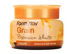 Крем Farm stay осветляющий с маслом ростков пшеницы 100 г (NF-00009501)