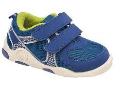 Кроссовки для мальчиков, голубые, Lapsi (22)