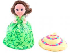 Кукла Аманда с ароматом лимона, Ароматные капкейки S3, Cupcake Surprise