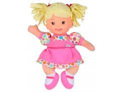 Кукла Учись говорить, блондинка, 33 см, Baby's First