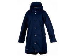 Куртка для девочек Janelle, Huppa, темно-синий, S (164-170)