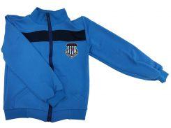 Куртка для мальчика, Danaya, голубая (128 р.)