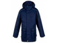 Куртка для мальчиков Rolf 1, Huppa, темно-синий (134 р.)