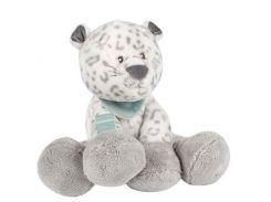 Леопард Лея, мягкая игрушка, 24 см, Nattou