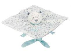 Леопард Лея, мягкая игрушка-кукла, Nattou
