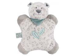 Леопард Лея, мягкая игрушка-подушка, 24 см, Nattou