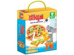 Магнитная кулинарная игра Пицца (укр), Vladi Toys