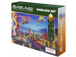 Магнитный конструктор (112 деталей), MagPlayer