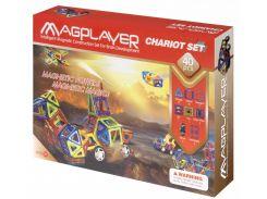 Магнитный конструктор (40 деталей), MagPlayer
