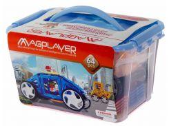 Магнитный конструктор (64 детали), MagPlayer