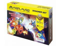 Магнитный конструктор (83 детали), MagPlayer