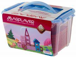 Магнитный конструктор (86 деталей), MagPlayer