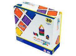 Магнитный конструктор 30 деталей, Playmags