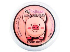 Маска Farm stay ночная увлажняющая со свинным коллагеном 100 мл (NF-00009541)