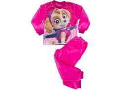 Махровая пижама для девочки, PAW Patrol Скай, Colibric (28)