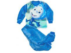 Махровая пижама для мальчика, Нолик, Colibric (30)
