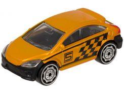 Машинка Teamsterz Hornet 4WD желтый 7,5 см (1416210)