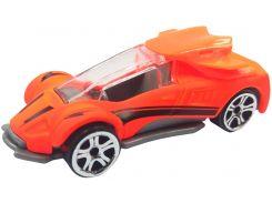 Машинка Teamsterz Orange Arrow оранжевая 7,5 см (1416210)