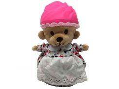 Медвежонок Клубничный мусс с ароматом клубники, Cupcake Surprise