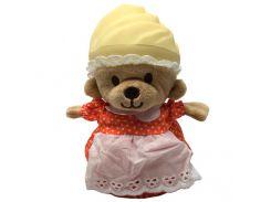 Медвежонок Пряный эклер с ароматом карамели, Cupcake Surprise
