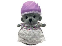Медвежонок Черничный смузи с ароматом винограда, Cupcake Surprise