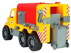 Мусоровоз City Truck, Wader