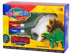 Набор для рисования Стегозавр, Colorino
