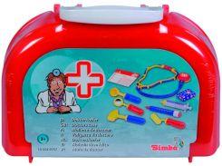 Набор доктора, 10 предметов, SIMBA