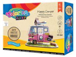 Набор миниатюрный дом Happy Camper, Colorino